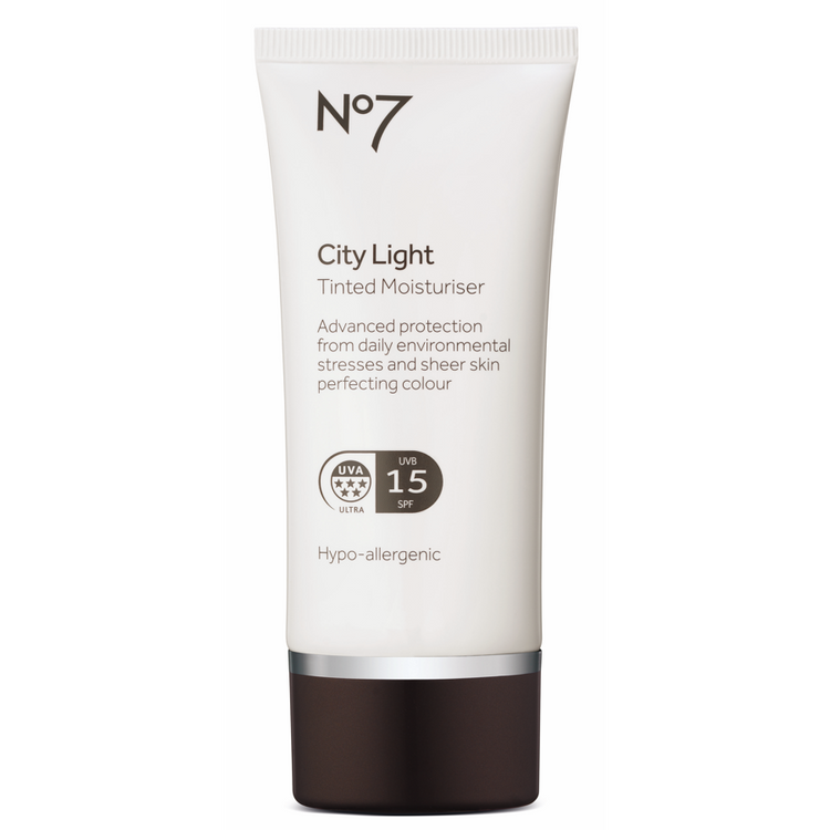 City Light Tinted Moisturizer SPF 15, Medium/Dark