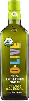 O-Live & Co Organic Extra Virgin Olive Oil