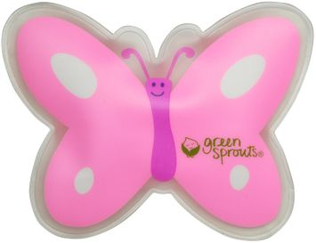 Green Sprouts By I Play. Butterfly Cool Calm Press