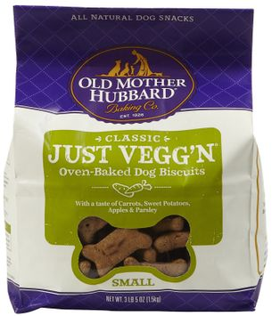 Old Mother Hubbard Classic Biscuits - Just Vegg'n
