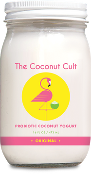 The Coconut Cult Probiotic Coconut Yogurts Original