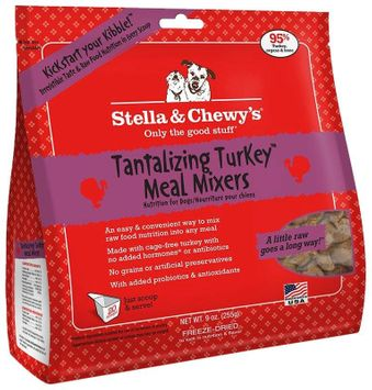 Stella & Chewy's Carnivore Kisses, Bison Treats, 2.5 oz.