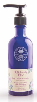Neal's Yard Rose, Lime & Cucumber Moisturizer
