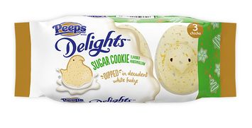 Peeps Sugar Cookie Dipped Delights