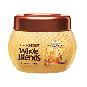 Garnier Whole Blends Honey Treasures Repairing Mask