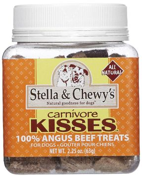 Stella & Chewy's Carnivore Kisses Angus Beef Dog Treats