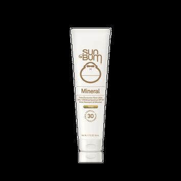 Sun Bum Mineral SPF 30 Tinted Sunscreen Face Lotion - 1.7oz