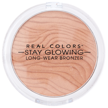 Real Colors Stay Glowing Bronzer