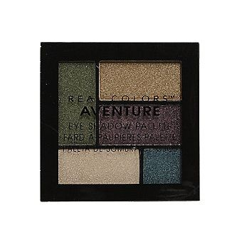 REAL COLOR™ Aventure Eye Shadow Palette Magnificent Mile