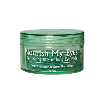 Fran Wilson Nourish My Eyes Cucumber Eye Pads
