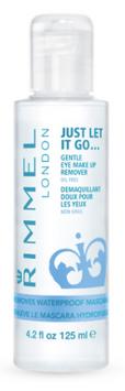 Rimmel London Gentle Eye Makeup Remover