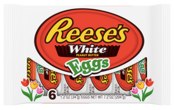 Reese's White Peanut Butter Eggs