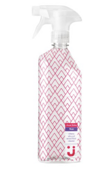 Uniquely J Cherry Almond Wood Floor Cleaner, Clean Living