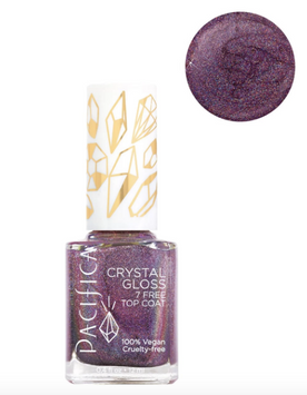 Pacifica Milky Way Crystal Gloss 7 Free Top Coat