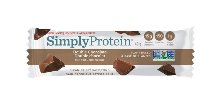 SimplyProtein Double Chocolate Bar