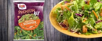 Dole Fresh Premium Endless Summer Salad Kit