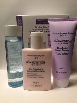 Skin Nutritions Ultimate Skin Care System 1-2-3