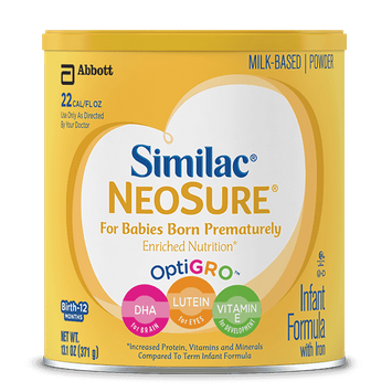 Similac® NeoSure® Formula For Premature Babies