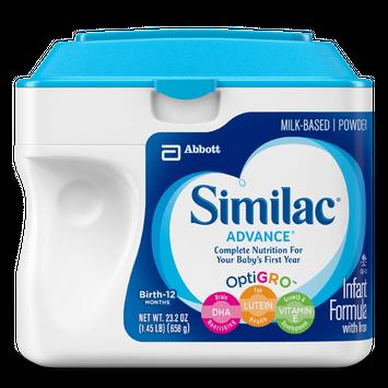 Similac® Advance® Infant Formula