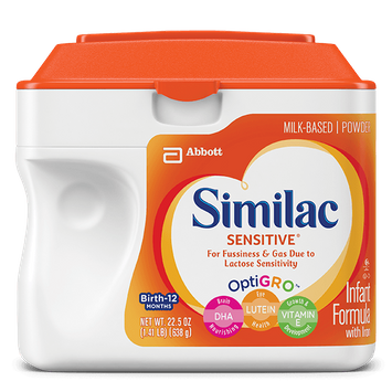 Similac Sensitive® Infant Formula