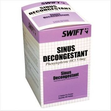 Swift Sinus Decongestant