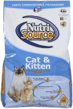 Nutri-source NutriSource Cat/Kitten Chicken Dry Cat Food 6.6lb