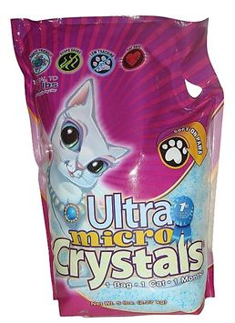 Ultra Pearls Micro Crystals Cat Litter