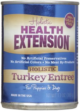 Royal Pet Products Health Extension Turkey Can Dog Food 12 Pack