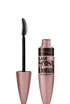 Maybelline Lash Sensational® Washable Mascara