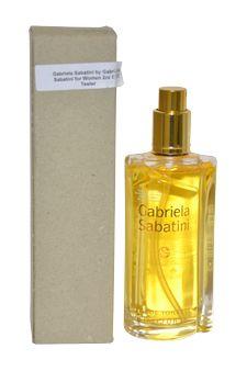 Gabriela Sabatini by Gabriela Sabatini Edt Spray 2 Oz *Tester