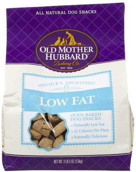 Old Mother Hubbard Mother's Solutions Crunchy Biscuits Low Fat