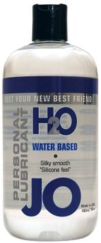 System Jo Personal H20 Lubricant, 16 oz