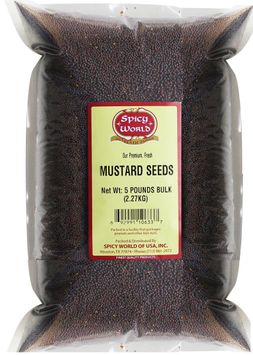 Spicy World Mustard Seeds