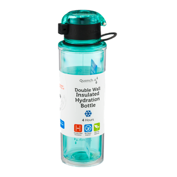 Quench Double Wall Insulated Hydration Bottle