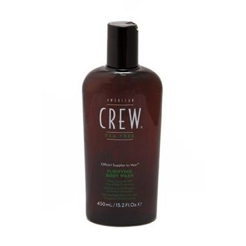American Crew Tea Tree Body Wash, 15.2 Ounce