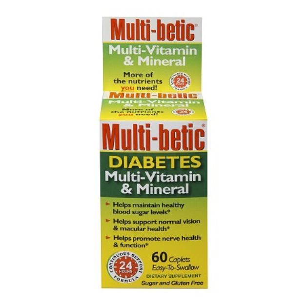 Multi-betic Multivitamin