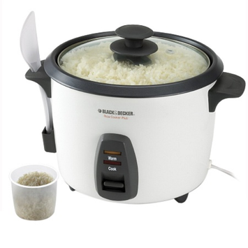 Black & Decker Rice Cooker and Steamer