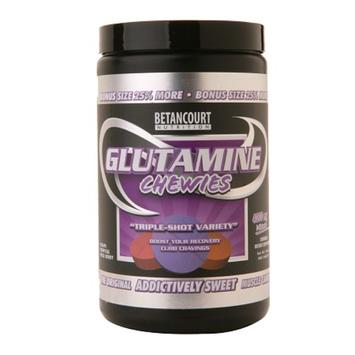 Betancourt Nutrition Glutamine Chewies 4000mg