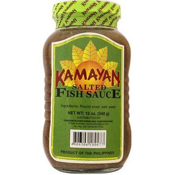 Pepperidge Farm® Kamayan Salted Fish Sauce