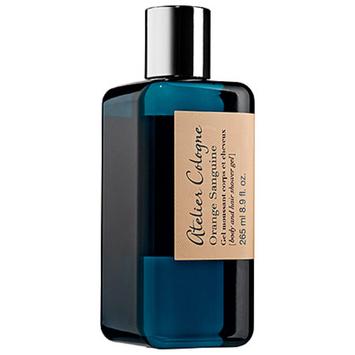 Atelier Cologne Orange Sanguine Moisturizing Body & Hair Shower Gel Gel 8.9 oz