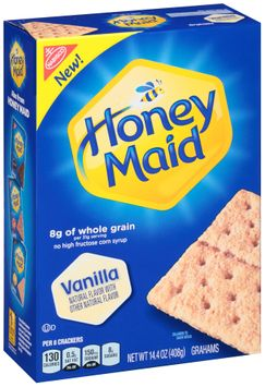 Nabisco Honey Maid Vanilla Grahams