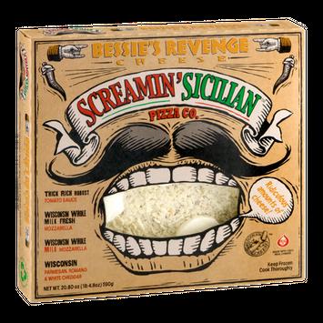 Screamin' Sicilian Pizza Co. Cheese Pizza Bessie's Revenge