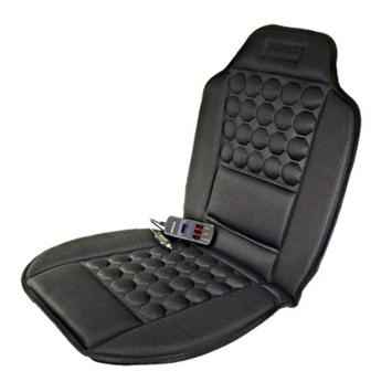 Wagan Heated Magnetic Massage Cushion