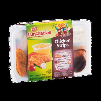 Lunchables Oscar Mayer Chicken Strips