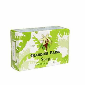 Chandler Farm Bar Soap Lemongrass Tea 4 oz