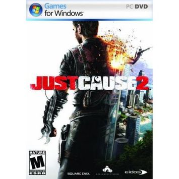 Just Cause 2 PC Game Eidos