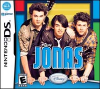 Disney Interactive Jonas