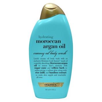 OGX® Hydrating Moroccan Argan Oil Creamy Body Wash