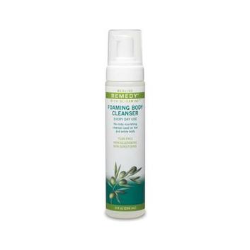 Medline Remedy Olivamine Foaming Body Cleanser
