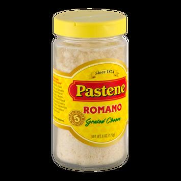 Pastene Romano Grated Cheese